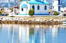 Evia, una isla griega que explorar