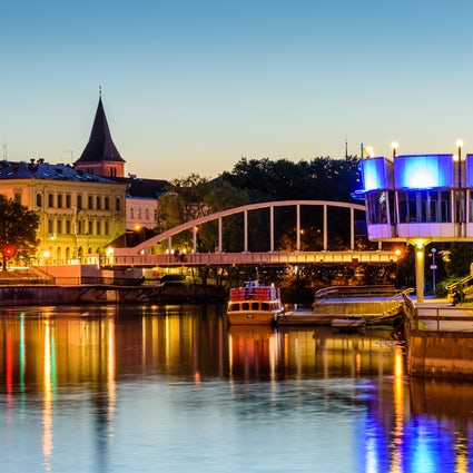 Estlands Schülermekka - Tartu