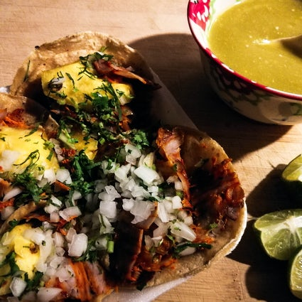 The best street food in the world: Mexico City