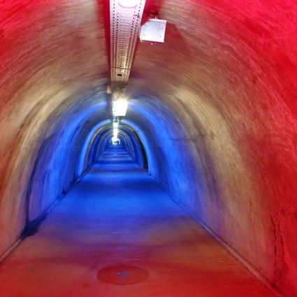 A mysterious underground world of Zagreb - the tunnel Grič