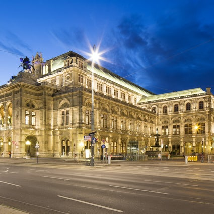 Vienna State Opera: the leading European opera house