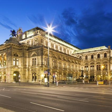 Vienna State Opera: the leading European opera house
