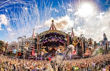 Tomorrowland; Belgium's finest