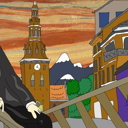 ​Oslo and the Screaming Edvard Munch