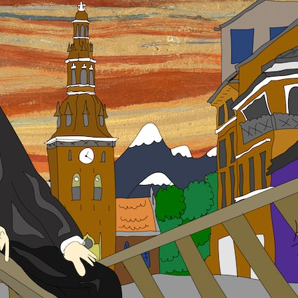 Oslo and the Screaming Edvard Munch