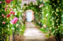 Parcs et jardins à Paris : le Parc de Bagatelle