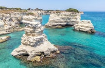 Torre Sant'Andrea – Thailand' vibes in Italy