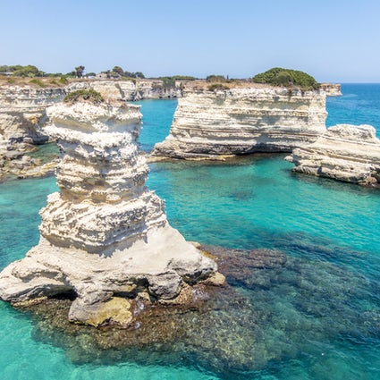 Torre Sant'Andrea - Thailand' vibes in Italië