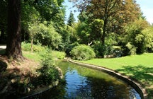 Parks and Gardens of Brittany: Thabor garden