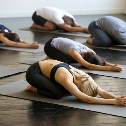 Top 5 Yoga Studios in Hamburg