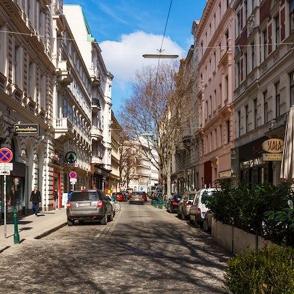 Servitenviertel - Lugar de encuentro entre Viena y París