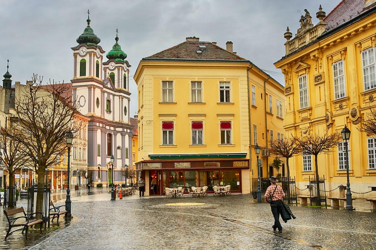 Székesfehérvár: One of the oldest Hungarian cities