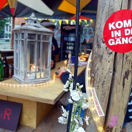 Gängeviertel: The artistic heart of Hamburg