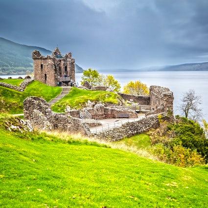 Les mystères d'Inverness et du Loch Ness