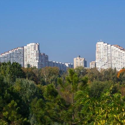 Las puertas de Chisinau como legado de la URSS