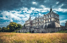 Pidhirtsi Castle and its greatness, riches and mysticism