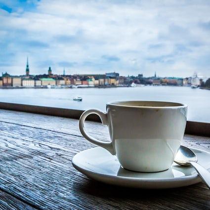 Experimente Fika en los cafés de Estocolmo