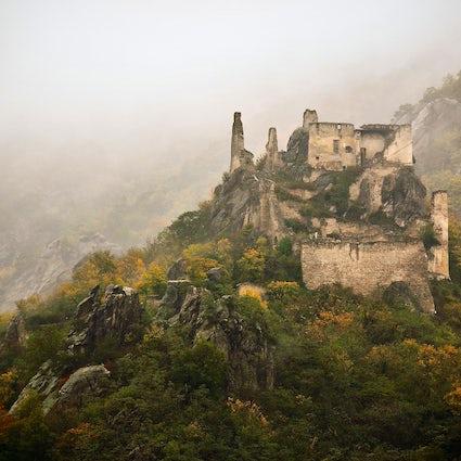 Le Château de Dürnstein, une prison pour Richard Cœur de Lion