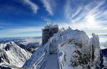 Lomnický štít - o pico mais popular das Tatras Altas