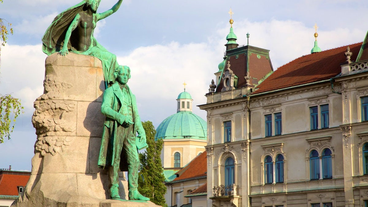 France Prešeren: The mastermind of Slovenian poetry
