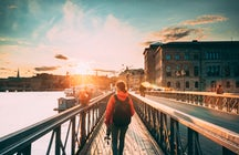 A backpacker's guide to Stockholm