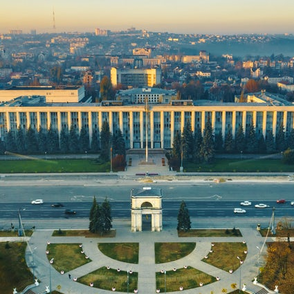 Chisinau City Day: endloser Wein und leckeres Barbecue