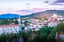 Pazin, the capital and the real heart of Istria