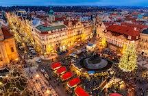 Explore los mercados navideños más hermosos de la República Checa