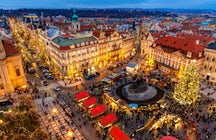 Explore Czechia's most Beautiful Christmas Markets