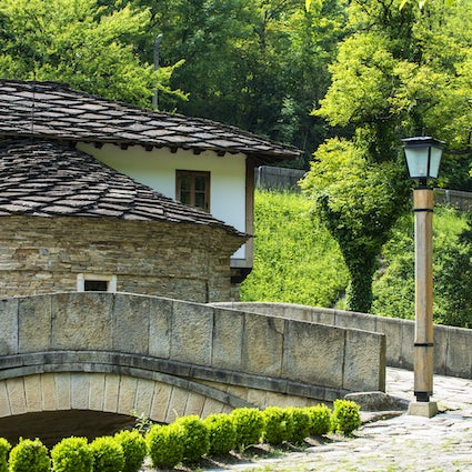 A tour of the Ethnographic Complex Etar near Gabrovo