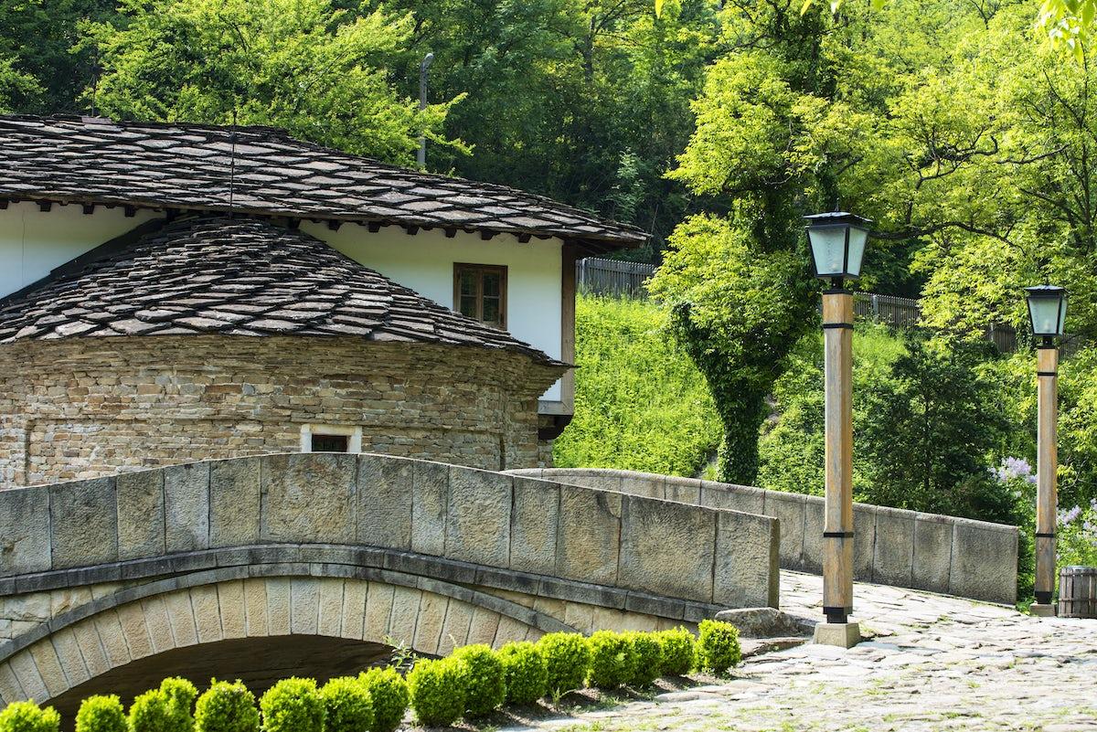 A tour of the Ethnographic Complex Etar near Gabrovo