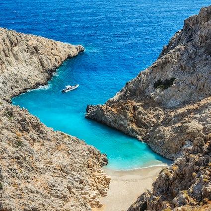 Seitan Limania, ein verborgenes, atemberaubendes Paradies!