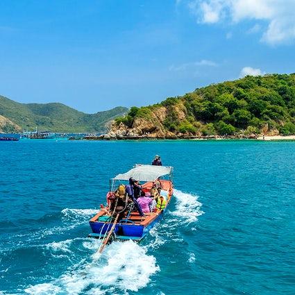 Hippie vibe on Ko Chang Island