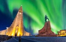 Fünf kostenlose Aktivitäten in Reykjavik