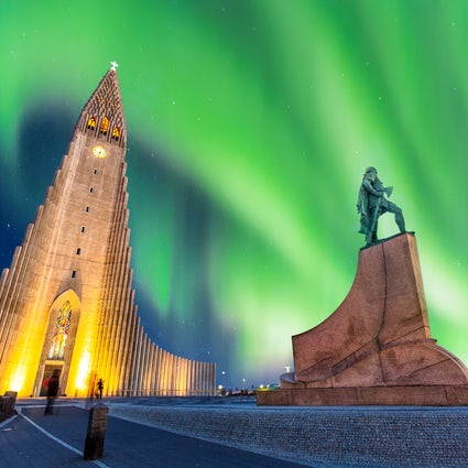 Five free things to do in Reykjavik