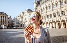 Eat, shop & party in Ixelles, Brussels