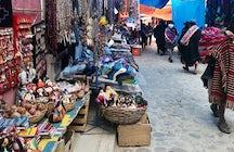 Tarabuco, el pueblo andino indígena de los tejedores
