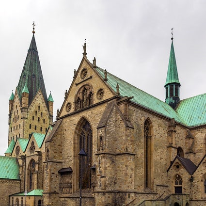 Paderborn: Donde nació el río más corto