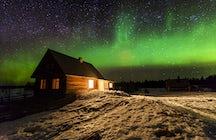 La magia de la aurora boreal