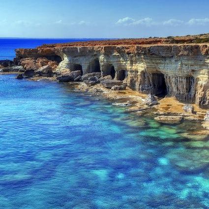 50 sfumature di blu: Cipro!