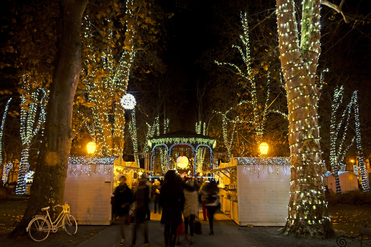 The best in December: Advent in Zagreb