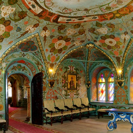 Terem Palace, a hidden gem of the Moscow Kremlin
