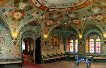 Terem Palace, un trésor caché au coeur du Kremlin à Moscou