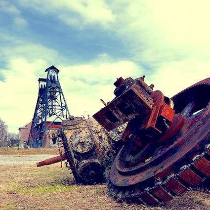 Patrimonio del carbón: Bois du Cazier y Bois-du-Luc
