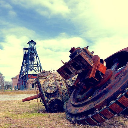 Coal heritage: Bois du Cazier and Bois-du-Luc