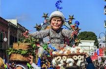 Celebrating carnival in Apulia