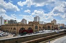 Descobrindo a baixa de São Paulo, Brasil