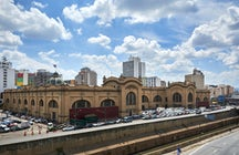 Discovering São Paulo's downtown, Brazil
