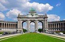 International tour of Brussels
