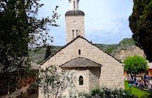 Žitomislić Kloster, ein ewiges orthodoxes Erbe